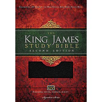 KJV - Study Bible - Large Print (11pt) (2nd Revised edition) by Thomas