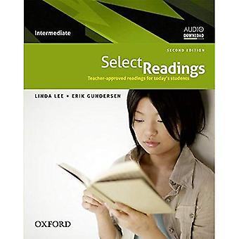 Selecionadas leituras: Intermediário: livro do aluno