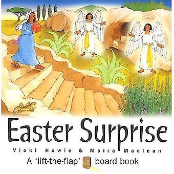 Surprise de Pâques: Un livre de Conseil de Lift-The-Flap