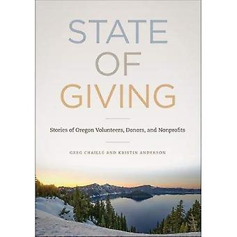 State of Giving: Stories of Oregon Volunteers, Donors, and Nonprofits