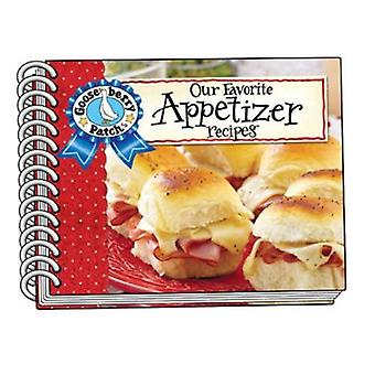 Our Favorite Appetizer Recipes with Photo Cover (Our Favorite Recipes Collection)
