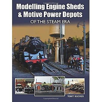 Modelowanie silnika wiaty i Motive Power magazynów z epoki pary