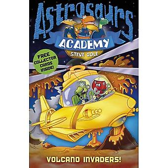Astrosaurs Academy: Volcano Invaders!