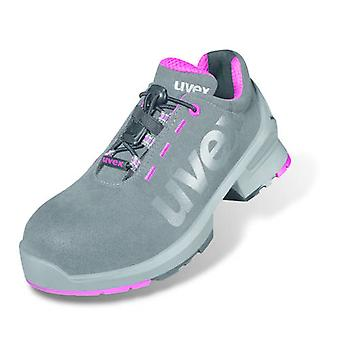 Uvex 8562.8 1 Size 3 Ladies Safety Trainers S2 Grey/Pink