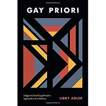 Gay Priori: A Queer Critical Legal Studies Approach to Law Reform