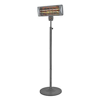 Eurom Q-time 2000W staand heater