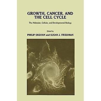 Cancer de la croissance et le Cycle cellulaire, la biologie cellulaire et développement moléculaire par Skehan & Philippe