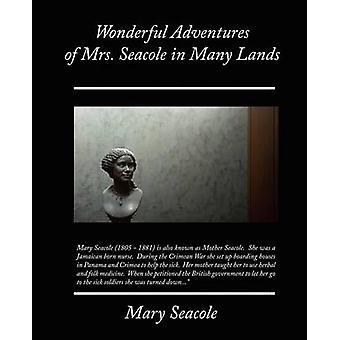 Merveilleuses aventures de Mrs Seacole dans de nombreux pays par Mary Seacole & Mary