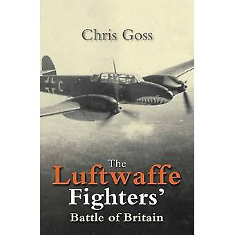 Luftwaffe Blitz - The Inside Story November 1940-May 1941 by Chris Gos
