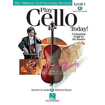 Katy Tompkins - Play Cello Today by Katy Tompkins - Adrien Zitoun - Br