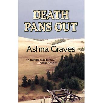 Death Pans Out by Ashna Graves - 9781590584750 Book