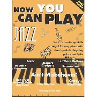 Now You Can Play Jazz - (Easy Piano) - 9781859097137 Book