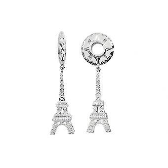 Storywheels Silver & Diamond Eiffel Tower S337D