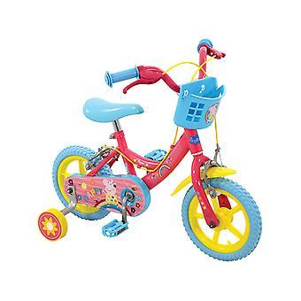 Peppa Pig Happy 12 Inch Bike
