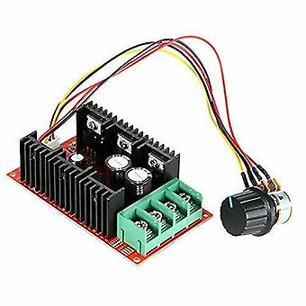 1 pezzo DC Motor Speed Control PWM HHO RC Controller 10V-50V 2000W MAX 40A