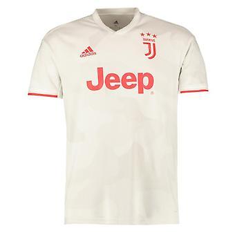 2019-2020 Juventus Adidas Auswärts Shirt (Kinder)