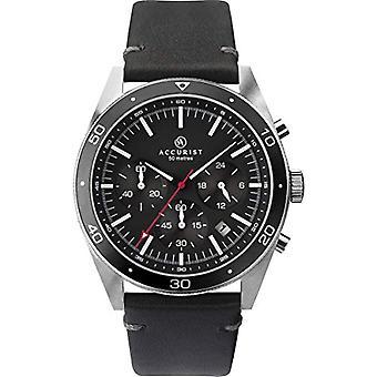 Seiko men's Quartz Analog Silicone wrist watch 7273