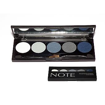 Note Professional Eyeshadow , Multi Color 101