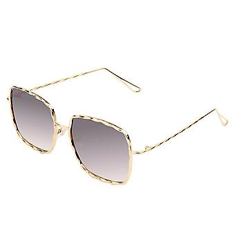 Ennis | s2025 - women square chic fashion sunglasses