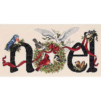 Noel Counted Cross Stitch Kit 14 1 4