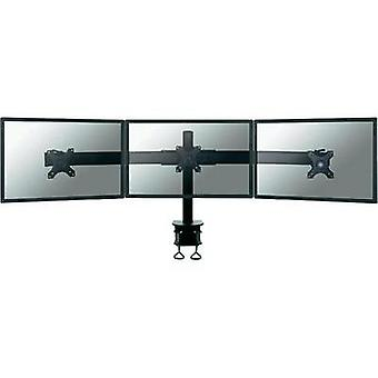 3x Monitor desk mount 25,4 cm (10) - 68,6 cm (27) Swivelling, Swivelling NewStar Products FPMA-D700D3