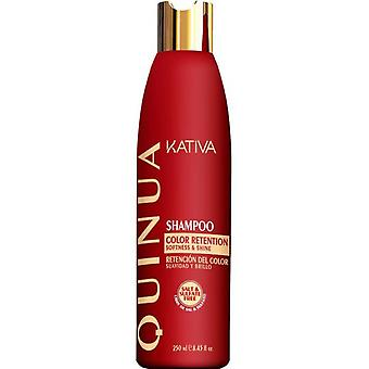 Kativa Quinoa Shampoo 250 Ml. (Woman , Hair Care , Shampoos)