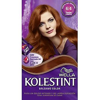 Wella Professionals Dye Mahogany 6.4 Cobrizo (Woman , Hair Care , Hair dyes , Hair Dyes)