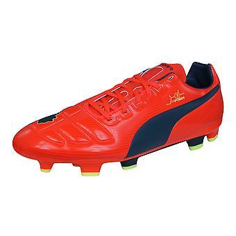Puma evoPOWER 3 FG heren voetbalschoenen / schoenplaatjes - perzik