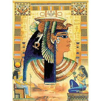 Cleopatra Counted Cross Stitch Kit-11.75