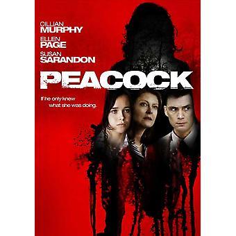 Peacock Movie Poster Print (27 x 40)