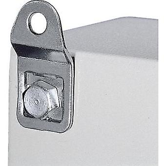 Rittal KL 1590.000 Wall Mounting Bracket Galvanised and chrome-plated sheet steel