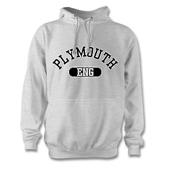 Plymouth England City Hoodie