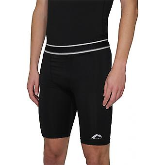 More Mile Compression Short Tight