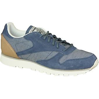 Reebok CL Leather Fleck AQ9722 Mens sneakers