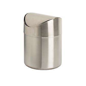 Eddingtons kompakt Eco rustfrit stål tabel ryddelig og tepose Bin