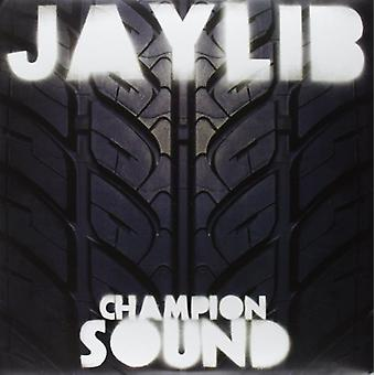 Jaylib - mester lyd [Vinyl] USA importerer