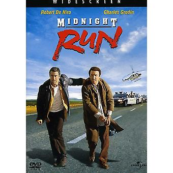 Midnight Run [DVD] USA import
