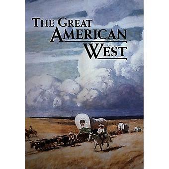 Store amerikanske Vesten [DVD] USA importerer