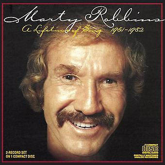 Marty Robbins - Lifetime of Song (1951-1982) [CD] USA import