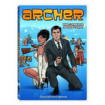 Archer - Archer: Season 3 [DVD] USA import