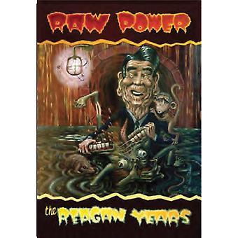 Rå magt - Reagan år [CD] USA import