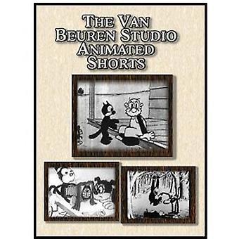 Cortos de animación-16 van Beuren (1929-33) [DVD] los E.e.u.u. la importación