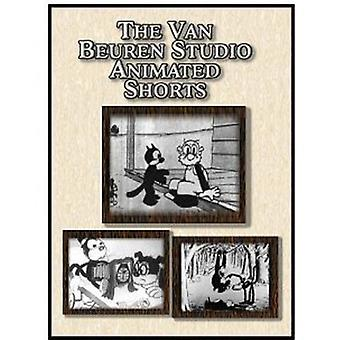 Van Beuren Animation-16 Shorts (1929-33) [DVD] USA import