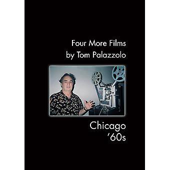 Fire mere film af Tom Palazzolo-Chicago 60 ' erne [DVD] USA importerer