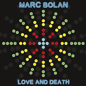 Marc Bolan - kærlighed & død [Vinyl] USA import