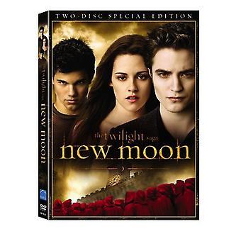 Twilight Saga-New Moon [DVD] USA import