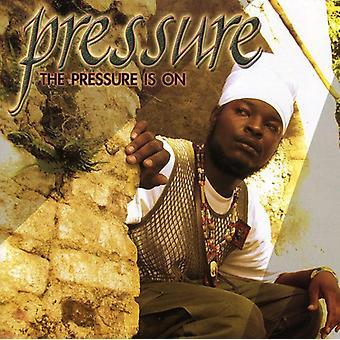 Pression - pression est sur importation USA [CD]