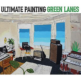 Ultimative maleri - Green Lanes [CD] USA import