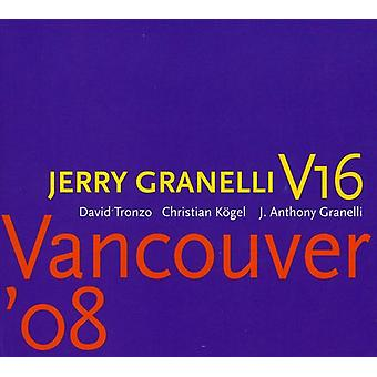 Jerry Granelli - Vancouver ' 08 [CD] USA import