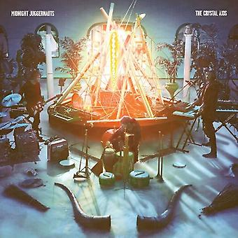 Midnight Juggernauts - Crystal Axis [CD] USA import